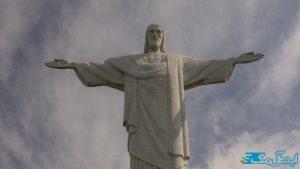 تاریخچه مجسمه مسیح