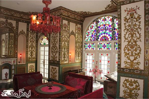 تاریخچه کاخ صاحبقرانیه