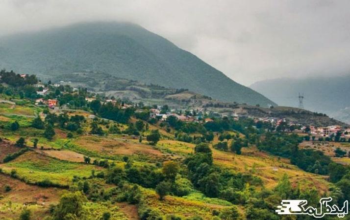 روستای تاریخی و دیدنی بلیران