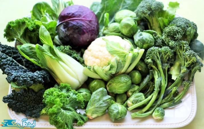 سبزیجات صلیبی