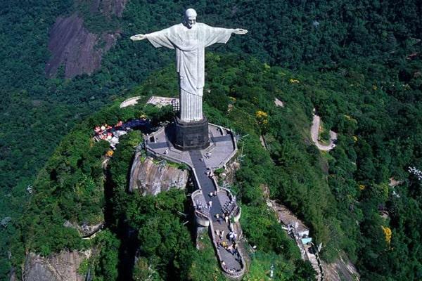 مجسمه مسیح در برزیل