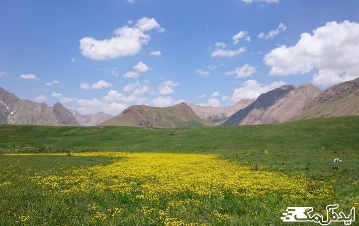 پارک ملی لار در لاریجان