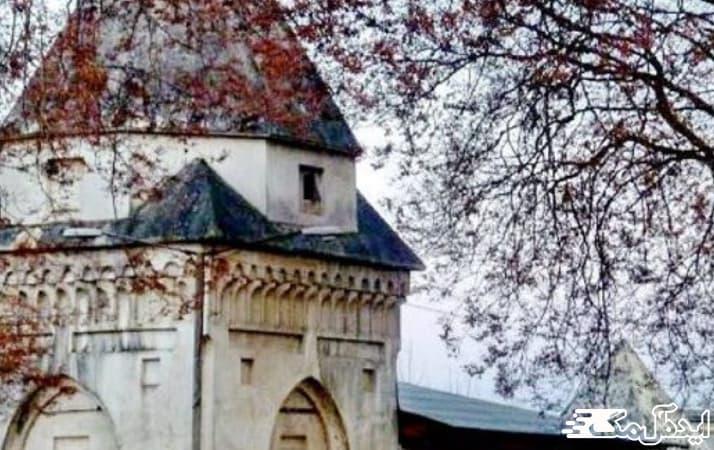 پنج برج آرامگاهی دابودشت