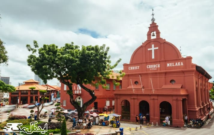 کلیسای مسیح مالزی