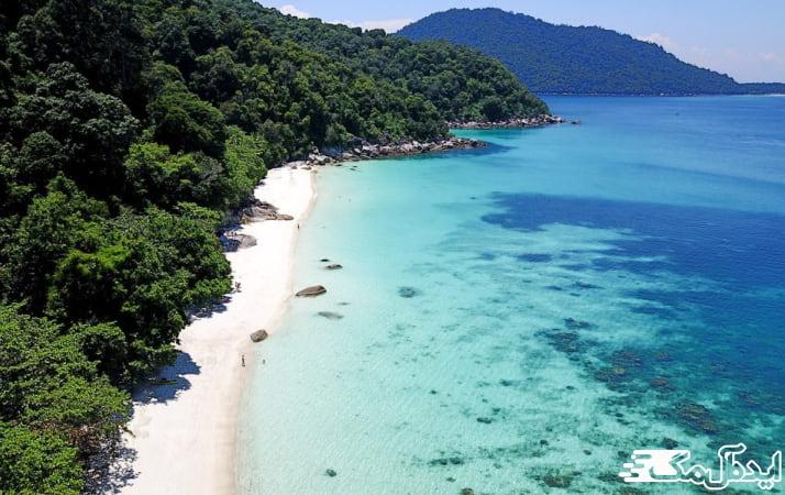 جزیره پرهنتیان