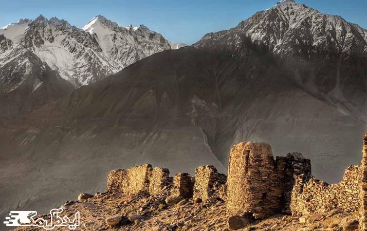 کوه های پامیر