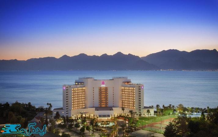 هتل آکرا در آنتالیا