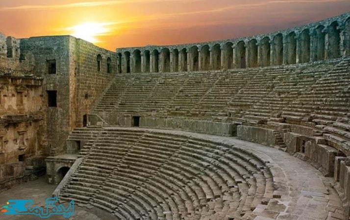 شهر باستانی آسپندوس