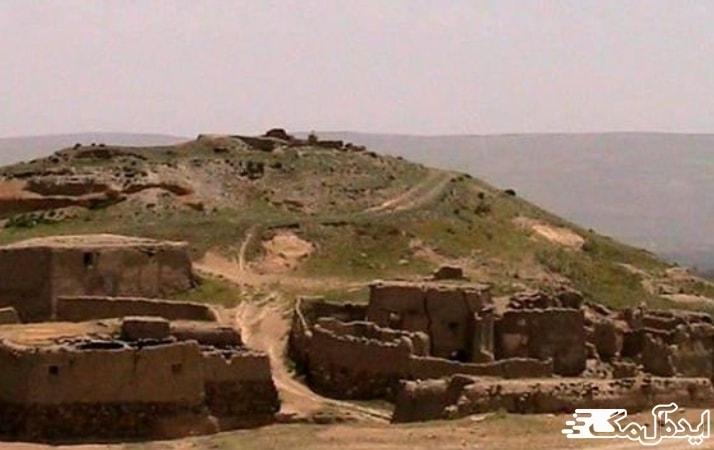 آثار باستانی ارطه