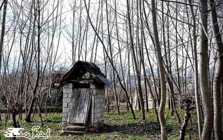روستای بورخانی