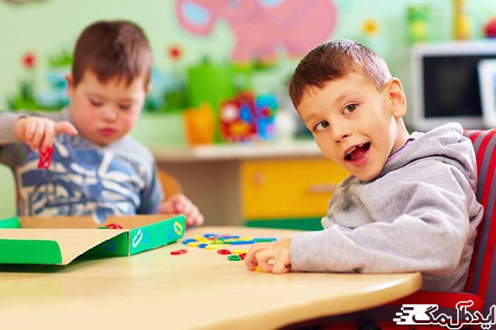 دلایل بروز اوتیسم در کودکان