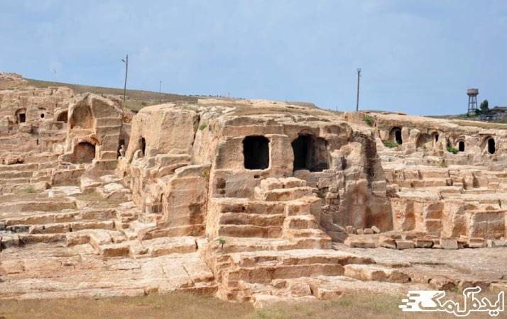شهر باستانی دارا