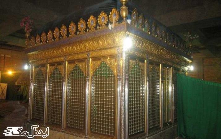قدمت امامزاده عبدالله