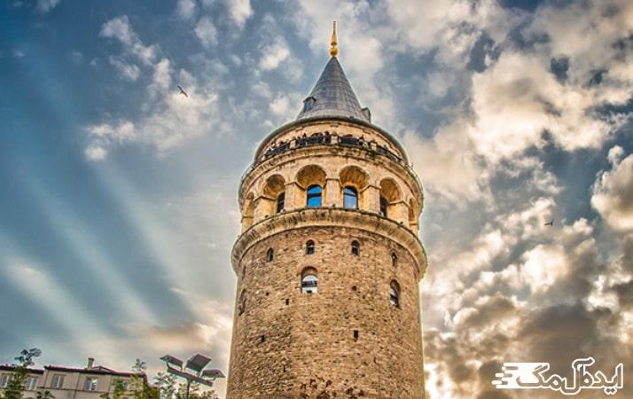 برج گالاتا