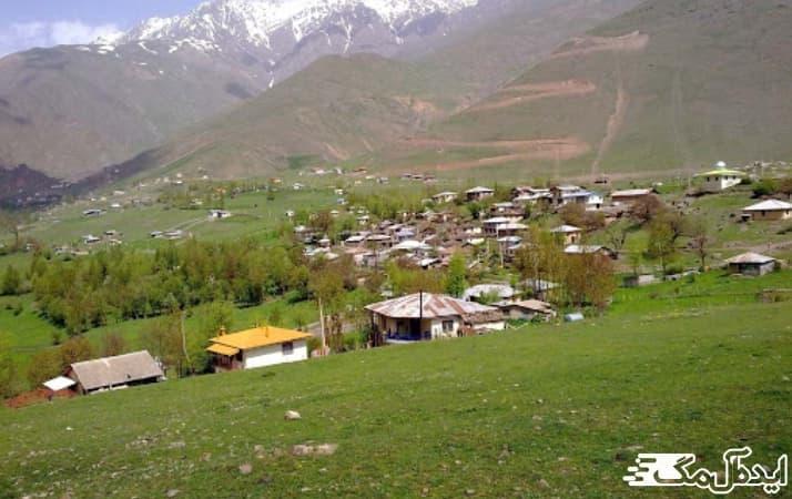 روستاهای سرسبز هچیرود