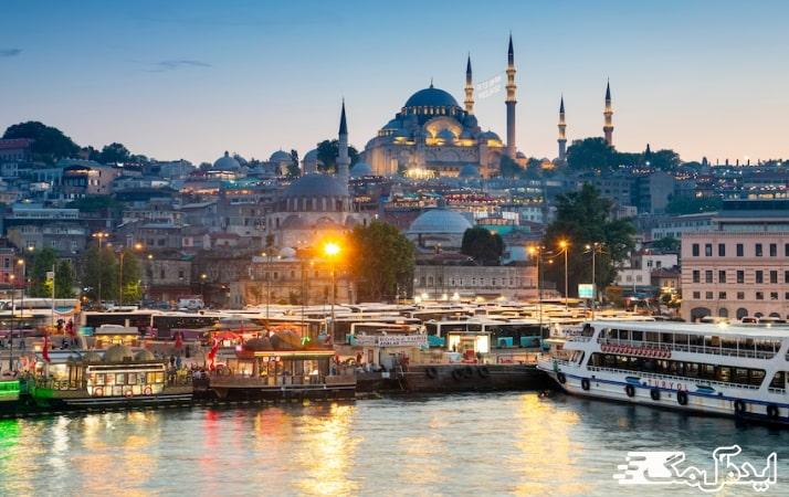 شهر تاریخی استانبول