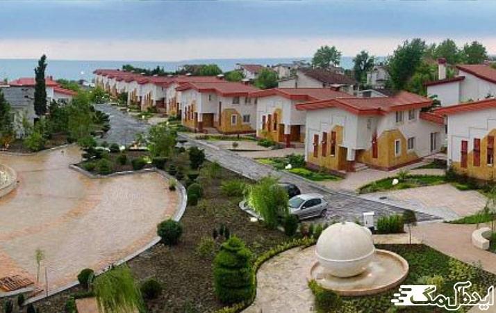 شهر زیبای ایزدهشر در مازندران