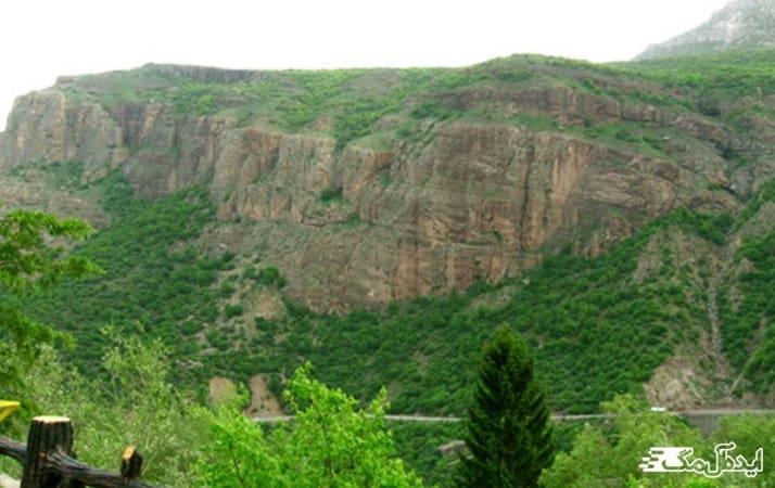 جنگل های مرزن آباد