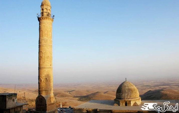مسجد جامع ماردین