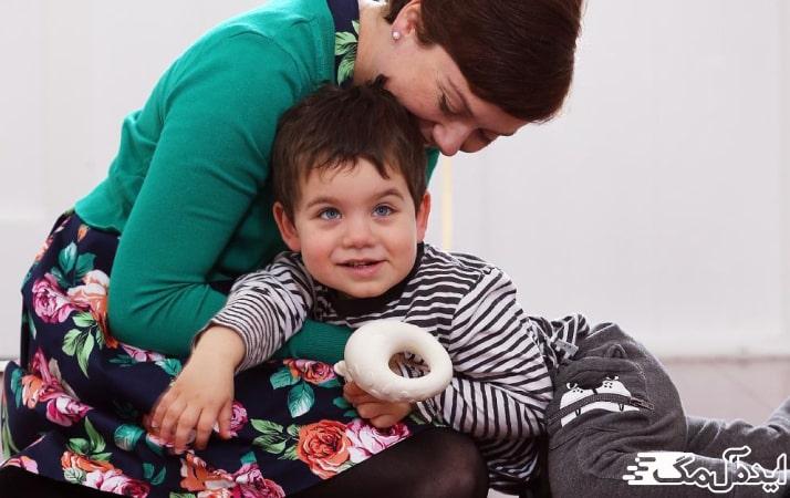 اوتیسم در کودکان و مشکلات ارتباطی غیرکلامی