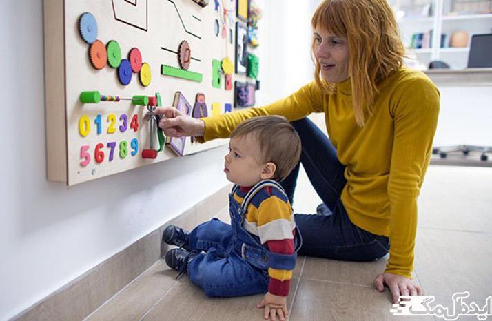 علائم هشداردهنده اوتیسم در کودکان