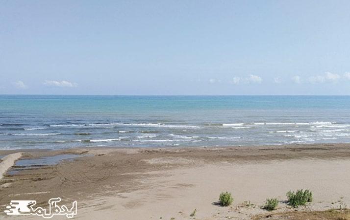 ساحل ماسه ای سرخرود