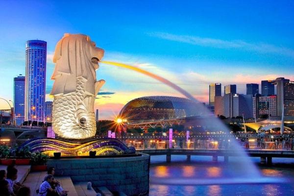 زیباترین شهرهای سنگاپور