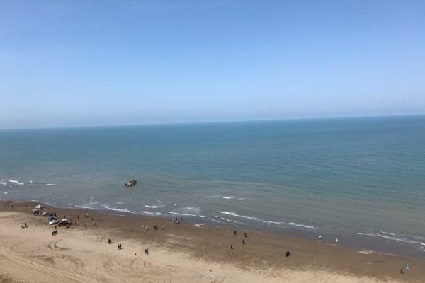 ساحل سرخرود در مازندران