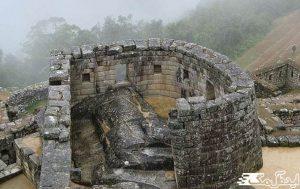 معبد خورشید در ماچوپیچو