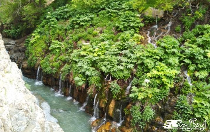 آبشار شادان