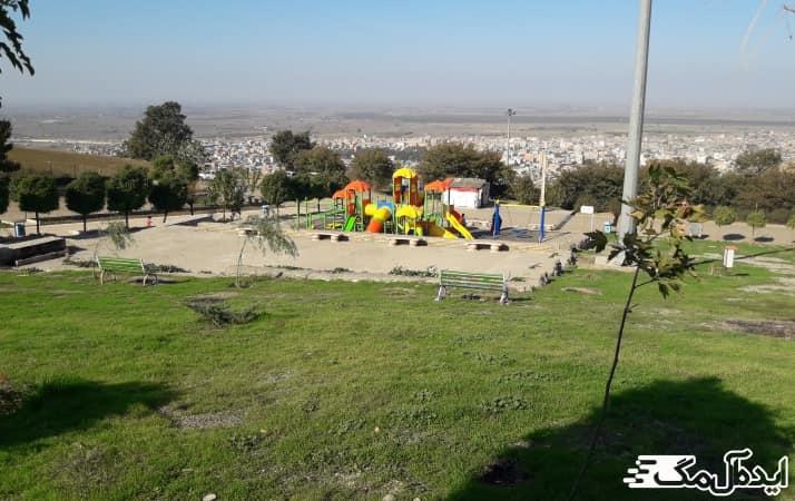 جغرافیای شهر آزادشهر