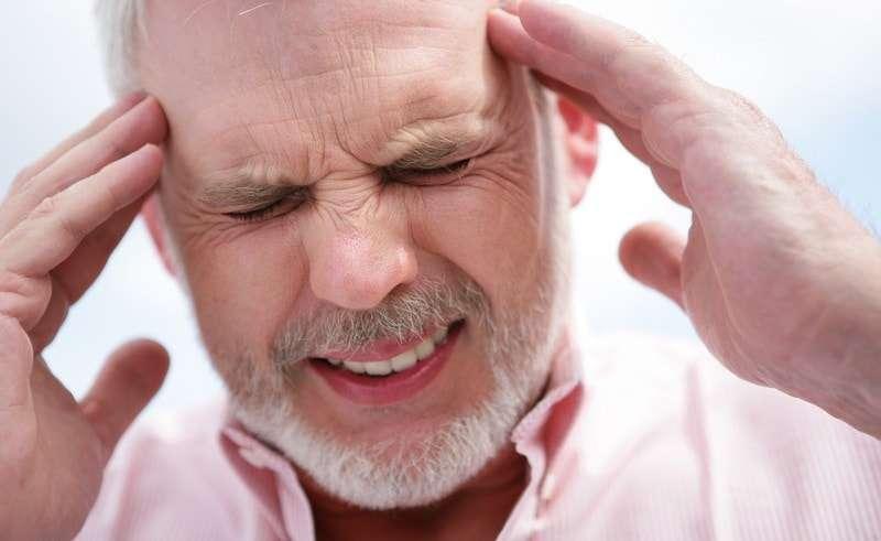 سردرد و کم آبی در بدن