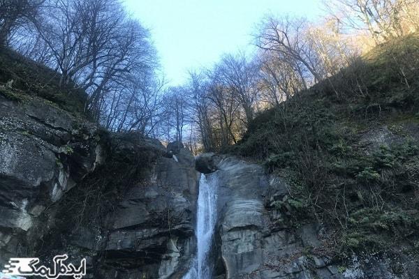 آبشار صفارود