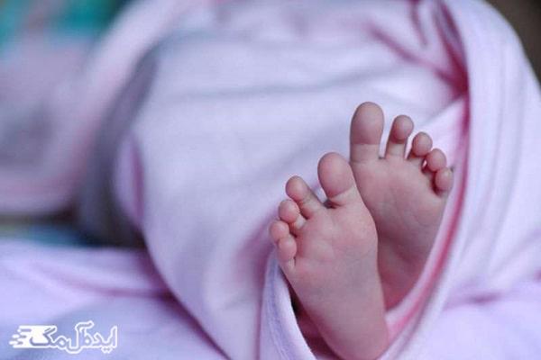 سندروم مرگ ناگهانی در نوزادان چقدر شیوع دارد؟