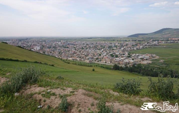 قدمت شهر آزادشهر