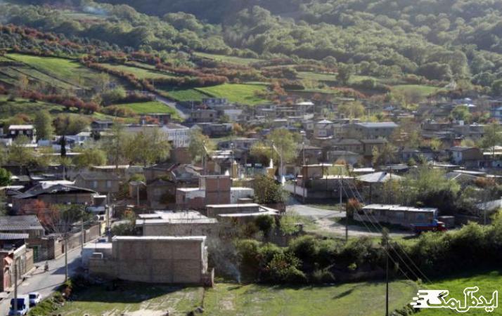 شهر نوده خاندوز