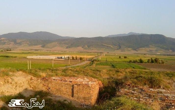 قلعه سلیمان بوقه
