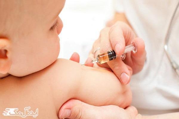 هفت واکسن که نوزاد شما نیاز دارد