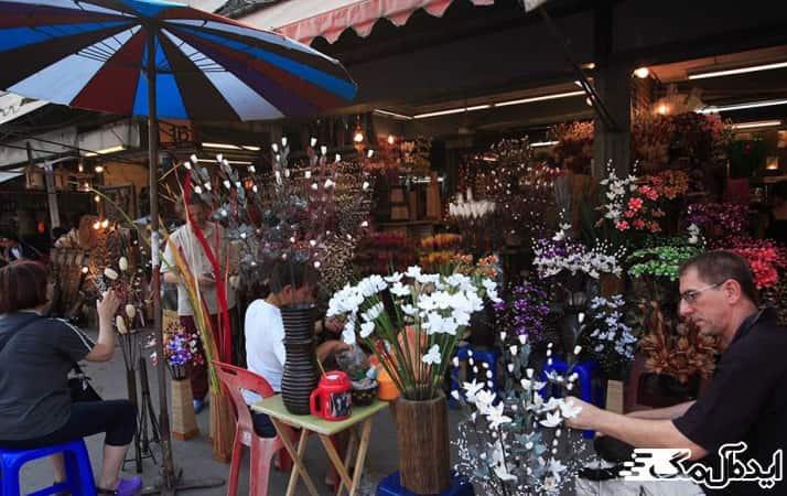 بازار چاتوچاک از جاذبه های گردشگری بانکوک