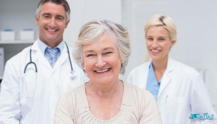 زمان جراحی سالمندان