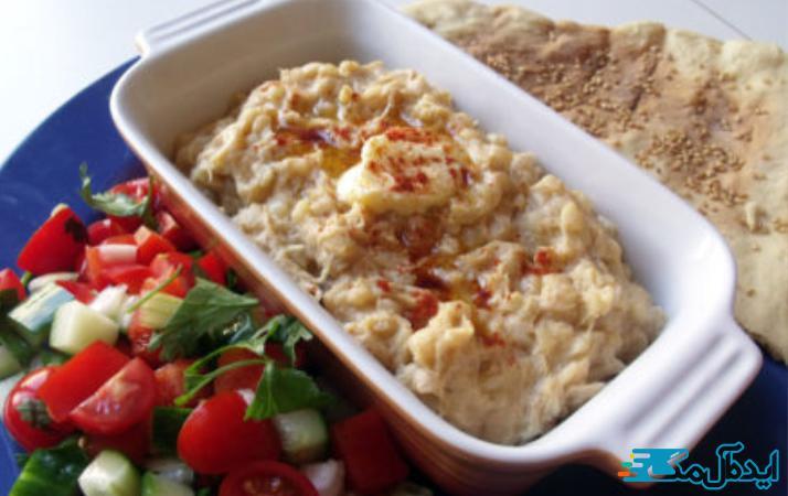 هریسا از غذاهای محلی ارمنستان