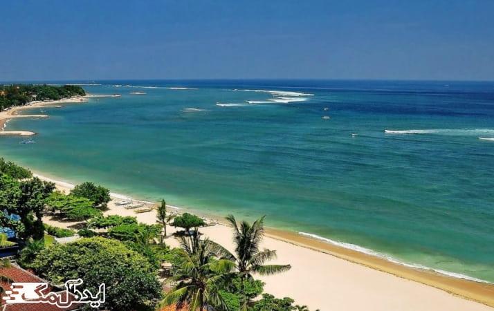 ساحل کوتا در جزیره بالی