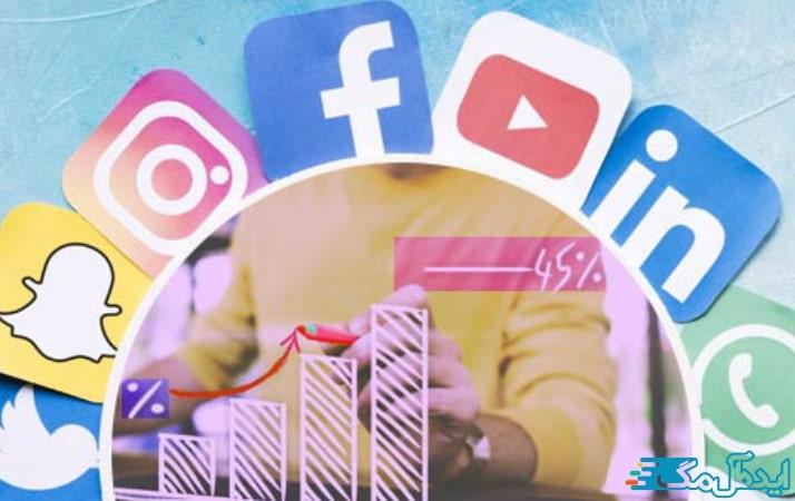 تاثیرات شبکه های اجتماعی بر تجارت