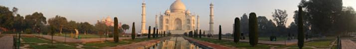 تاج محل جاذبه اصلی هندوستان