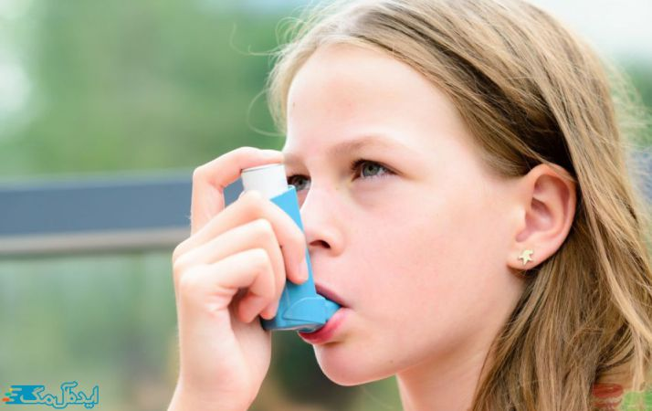 علائم آسم آلرژیک