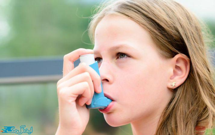آسم آلرژیک