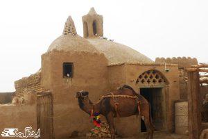 آسیاب-شتر ورزنه اصفهان