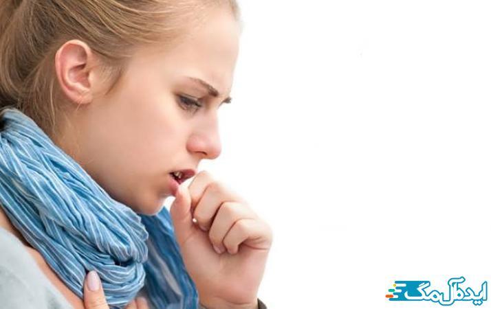 آلرژی سرفه
