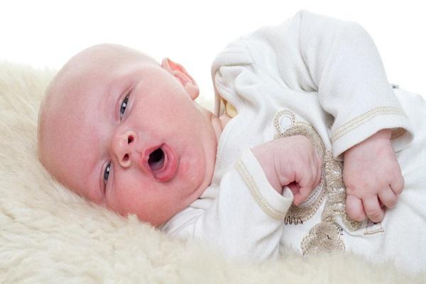 انواع سرفه کودک