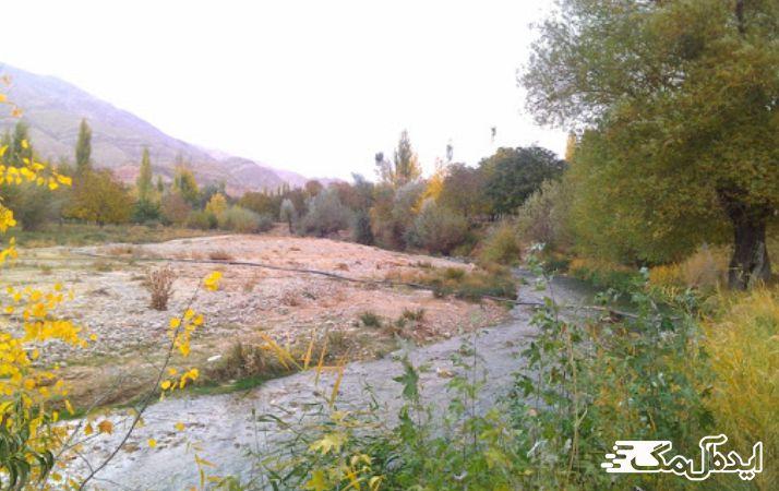 رودخانه بیدواز